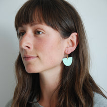 Load image into Gallery viewer, GABRIELLE EARRINGS // MONOCHROME MATTE