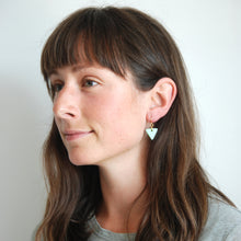 Load image into Gallery viewer, SARAH EARRINGS // MONOCHROME MATTE