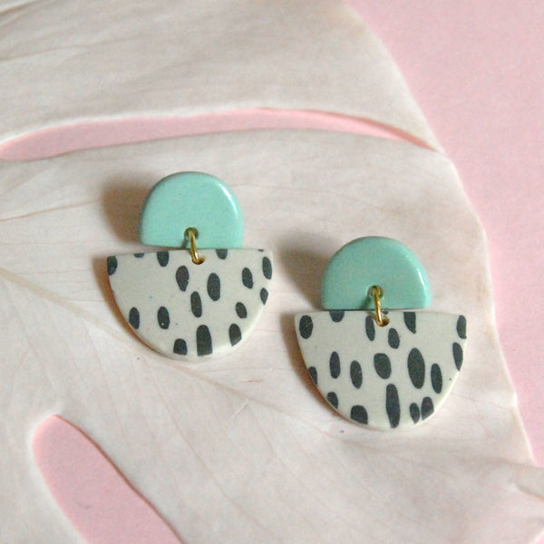 FREYA EARRINGS // RAINDROPS