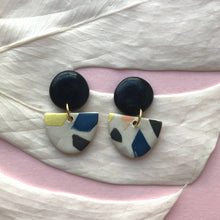Load image into Gallery viewer, LUA EARRINGS // TERRAZZO