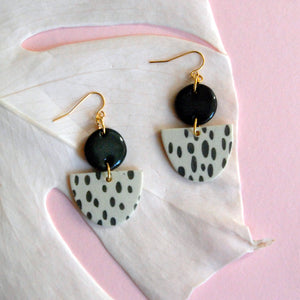 MAHLIA EARRINGS // RAINDROPS