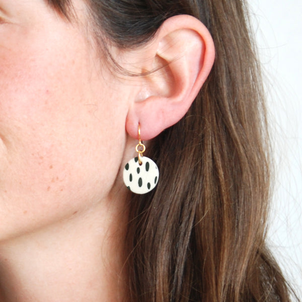 MARTHA EARRINGS // RAINDROPS