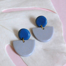 Load image into Gallery viewer, RAPHAËLE EARRINGS // TWO TONE