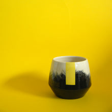 Load image into Gallery viewer, PLANTER // YELLOW STRIPE