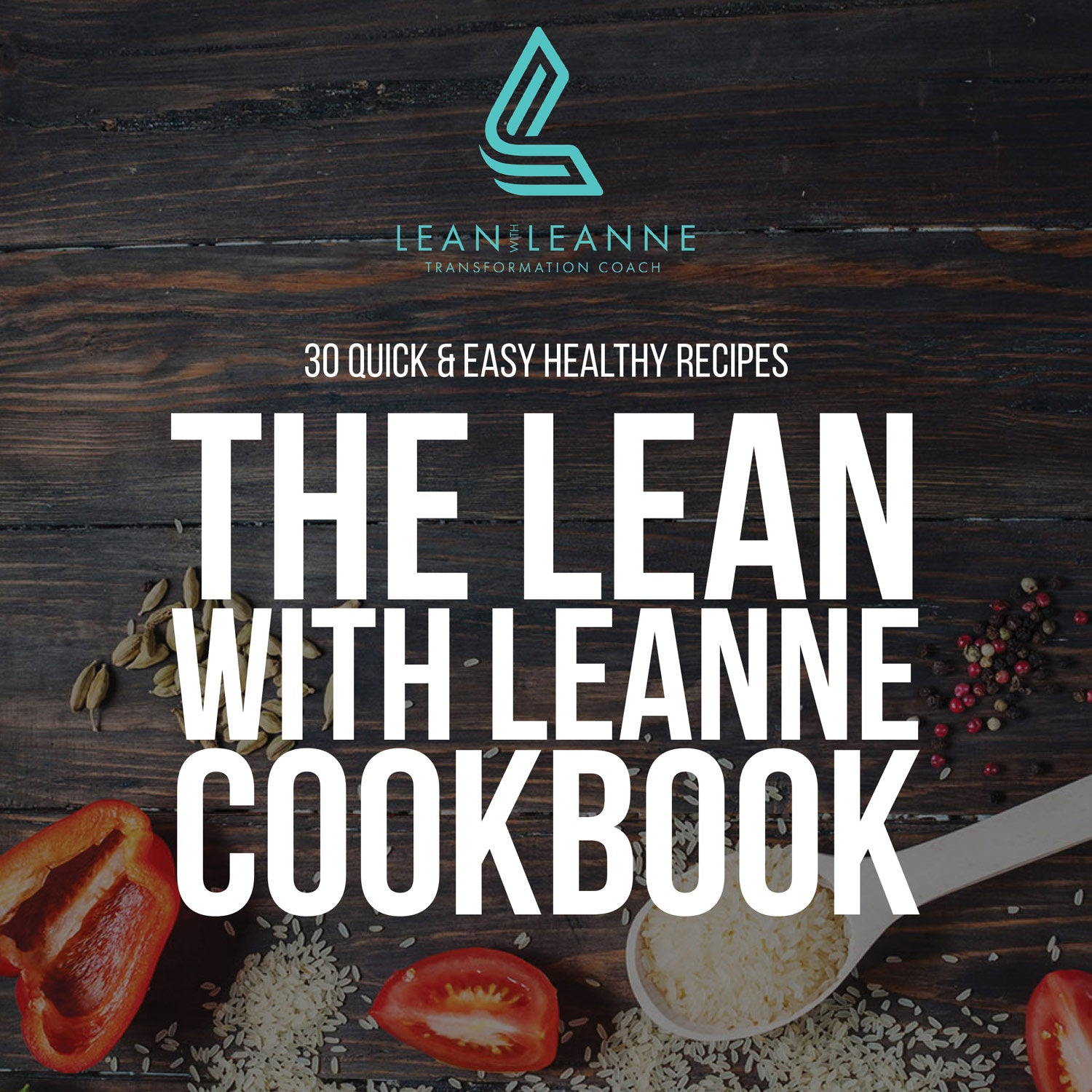 Lean With Leanne Cookbook