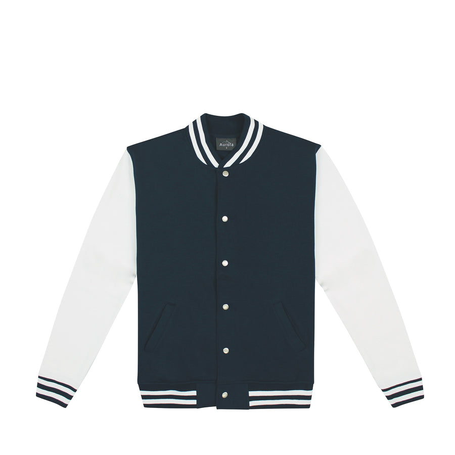 The Letterman Black/White / XXS