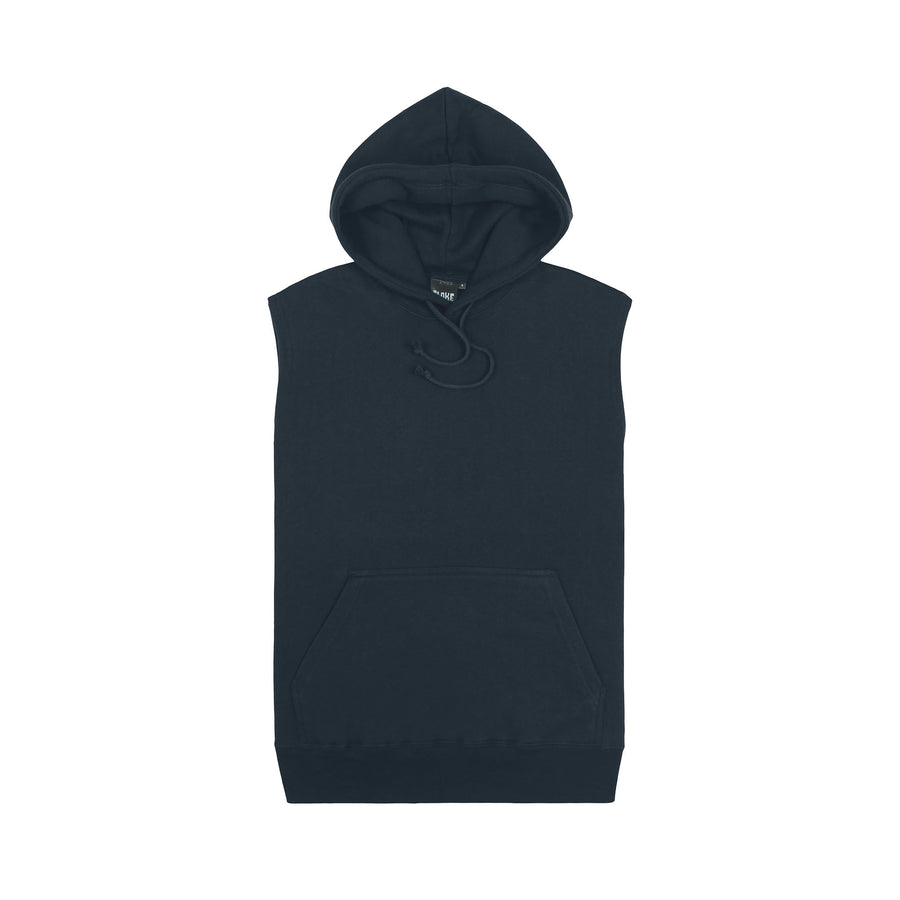 The Sleeveless Pullover Black / XS