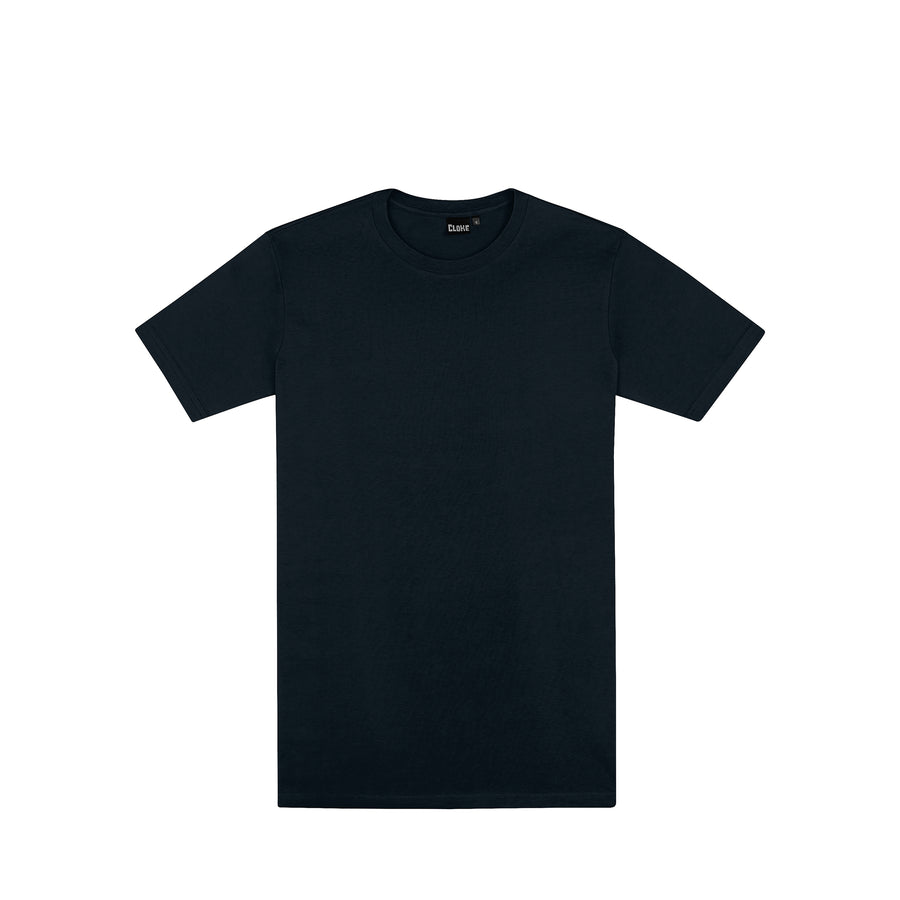 The Outline Tee Plus Size - Black / 7XL