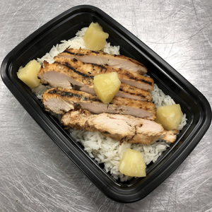 Pineapple Chicken w Rice
