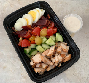 Muscle Builder Chicken Cobb Bowl