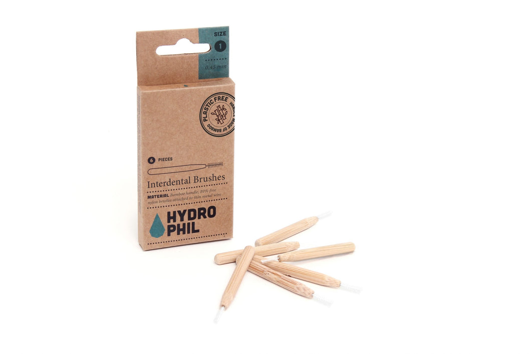 Hydrophil Interdental Brushes size 1