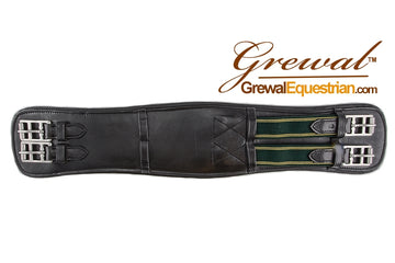 Black Dressage Girth
