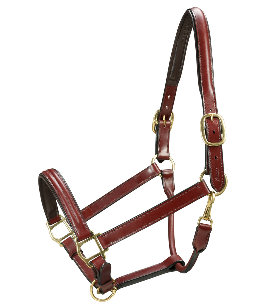 Triple Stiched Leather Halters