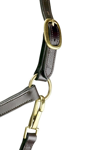 Pony Leather Halters