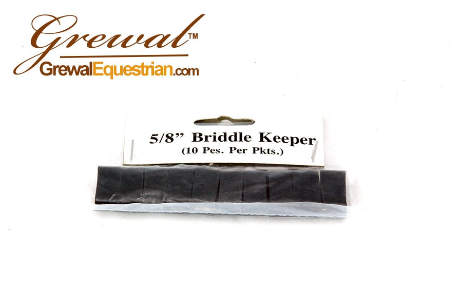 Bridle Keepers (10 Per Pack)
