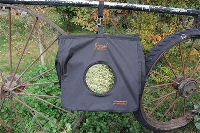Grewal Large Black Hay Bag