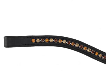 Autumn Flower Browband