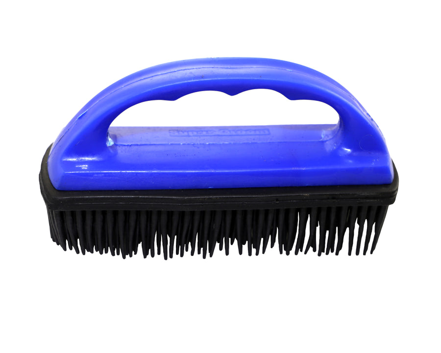 Super Groom Saddle Pad Cleaning Brush