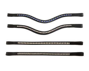 Double Bridle Browbands