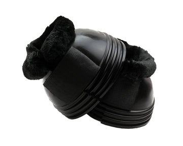 Fleece Line Ringed Bell Boots
