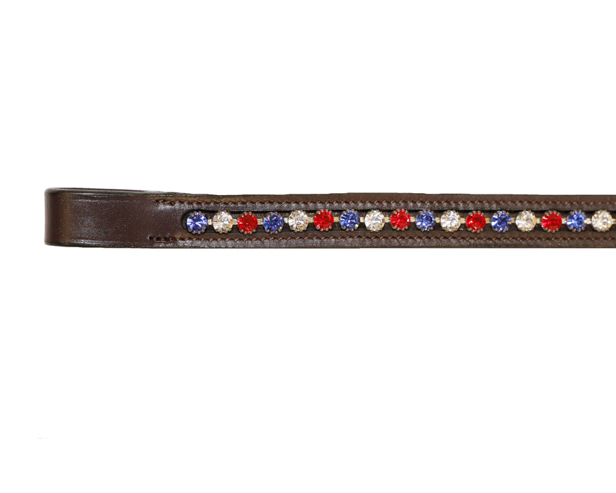 Independent Flower Browband