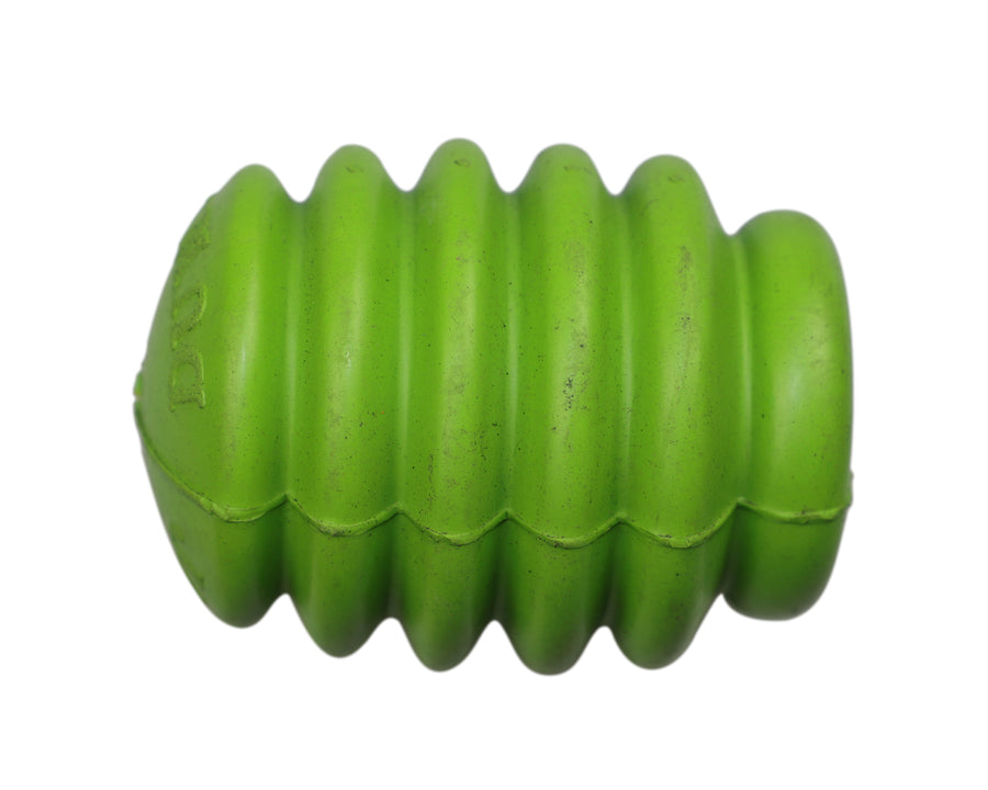 Lime Green Jumpty Dumpty Rubber Dog Toy