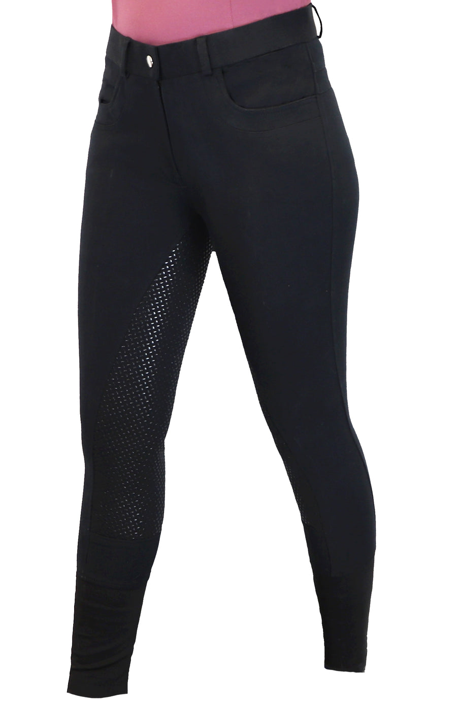 Ophelia Ladies Silicone Full Seat Breeches