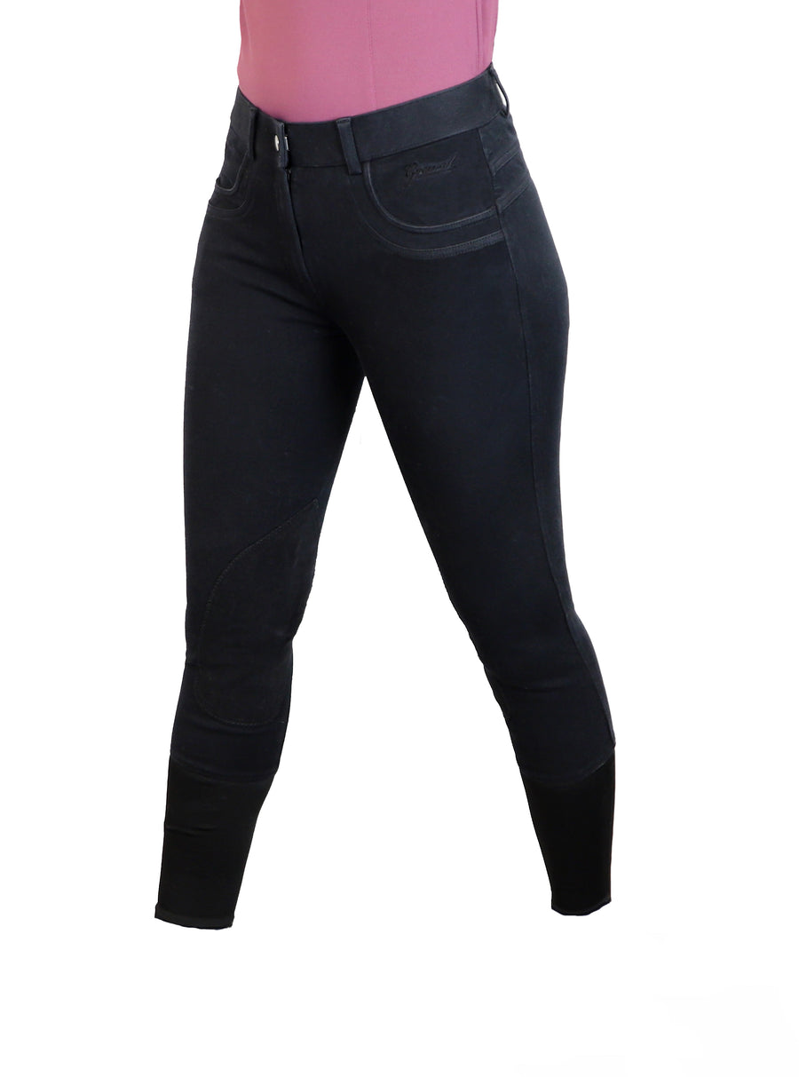 Portia Ladies Knee Patch Breeches