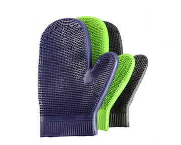 Massage Grooming Gloves