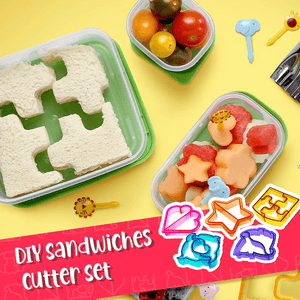 DIY Sandwiches Cutter Set