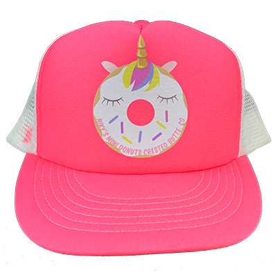 Donut Unicorn Hat