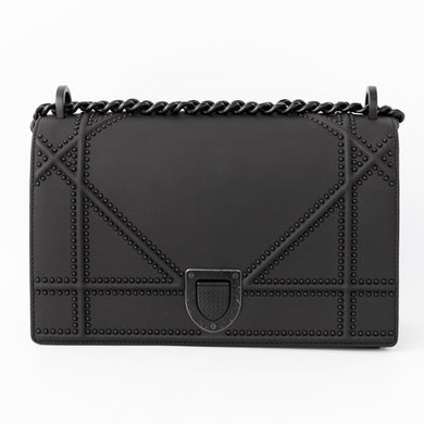 CHRISTIAN DIOR DIORAMA ULTRA BLACK