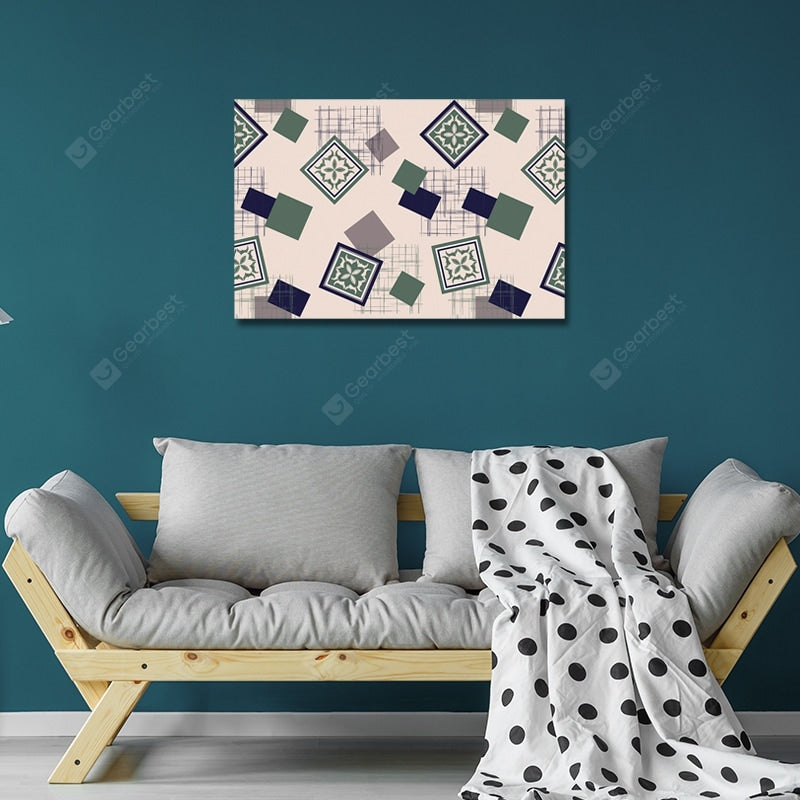 DYC Fancy in Geometric Graphs Print Art Wall_Art