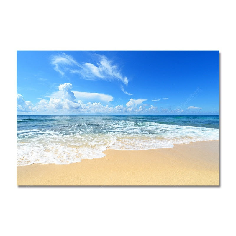 Photographing Beach and Wave Scenery Print Art Wall_Art