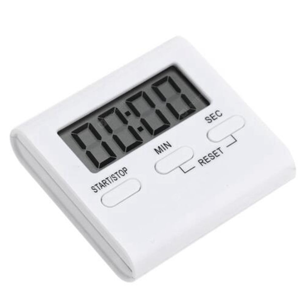 Hot LCD Digital Kitchen Cooking Timer Count-Down Up Clock Loud Alarm Magnetic Other_Kitchen_Accessories