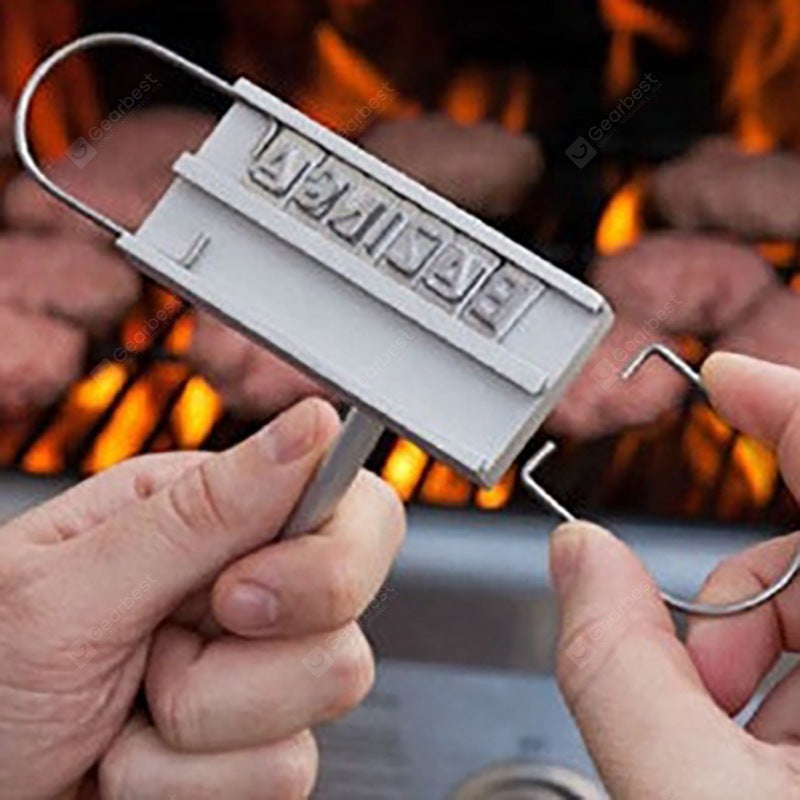 DIHE DIY Interest Barbecue Brand 55 Letter Creative Other_Kitchen_Accessories
