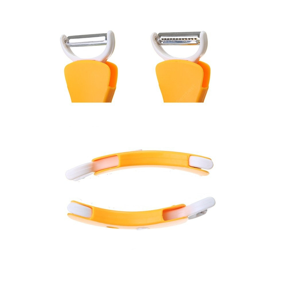 Kitchen Fruit Stainless Steel Vegetable Peeling Cutter Other_Kitchen_Accessories