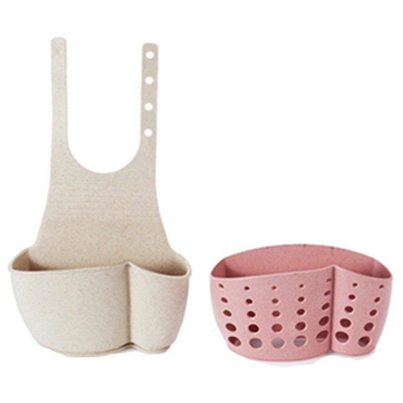 Sponge Storage Rack Basket Wash Cloth Or Toilet Soap Shelf Other_Kitchen_Accessories