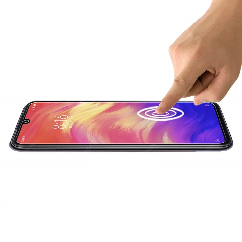 Tempered Glass Screen Protector for Xiaomi Redmi Note 7 / Note 7S / Note 7 Pro Screen_Protectors