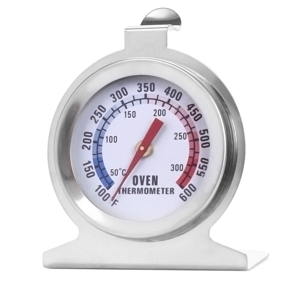 Stainless Steel Dial Oven Thermometer Bakeware