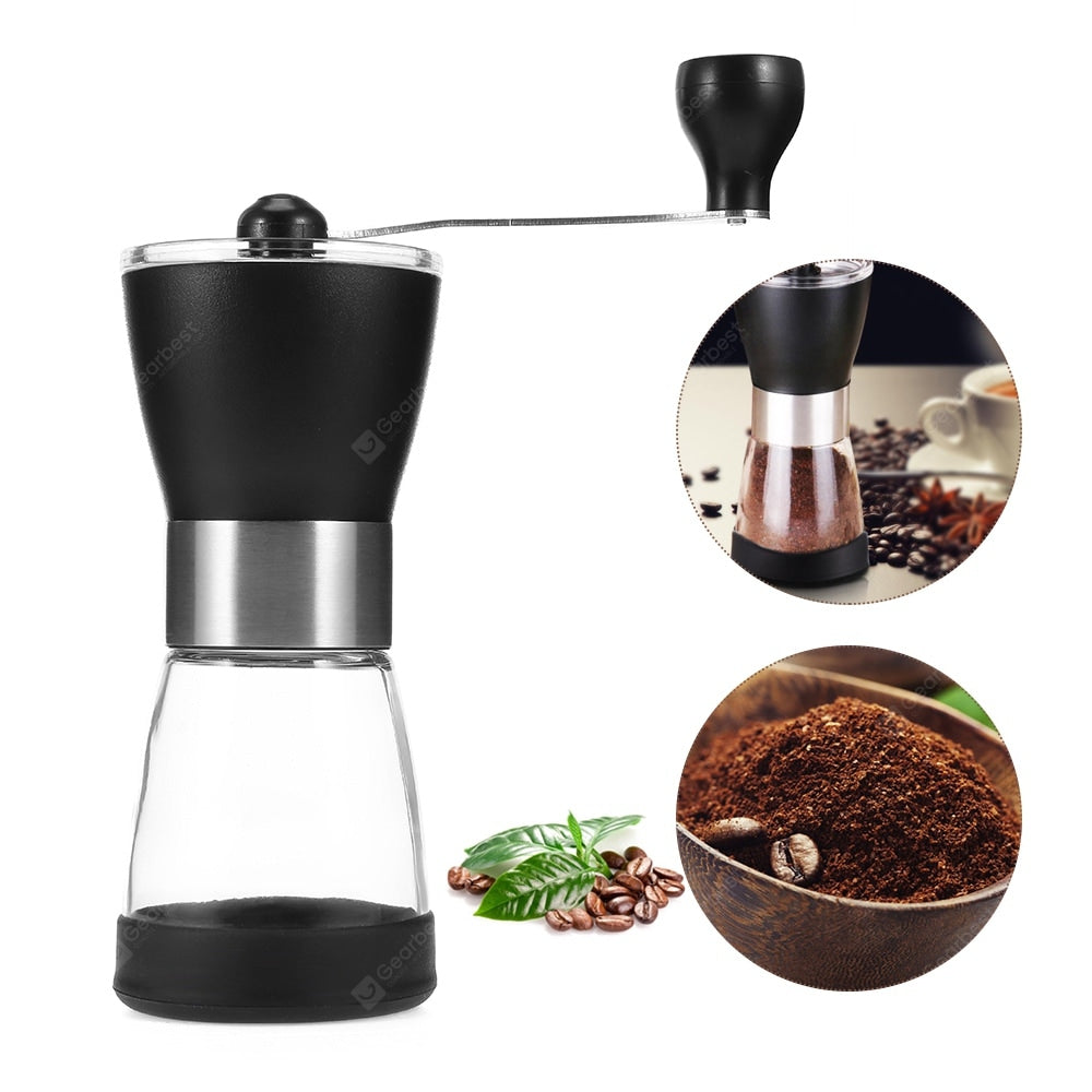 Coffee Grinder Hand Grinding Machine Cookware