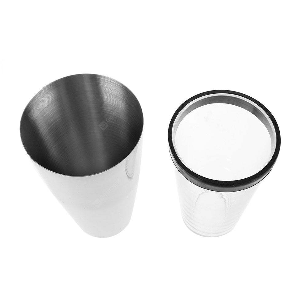 Professional Stainless Steel Cocktail Shaker Barware