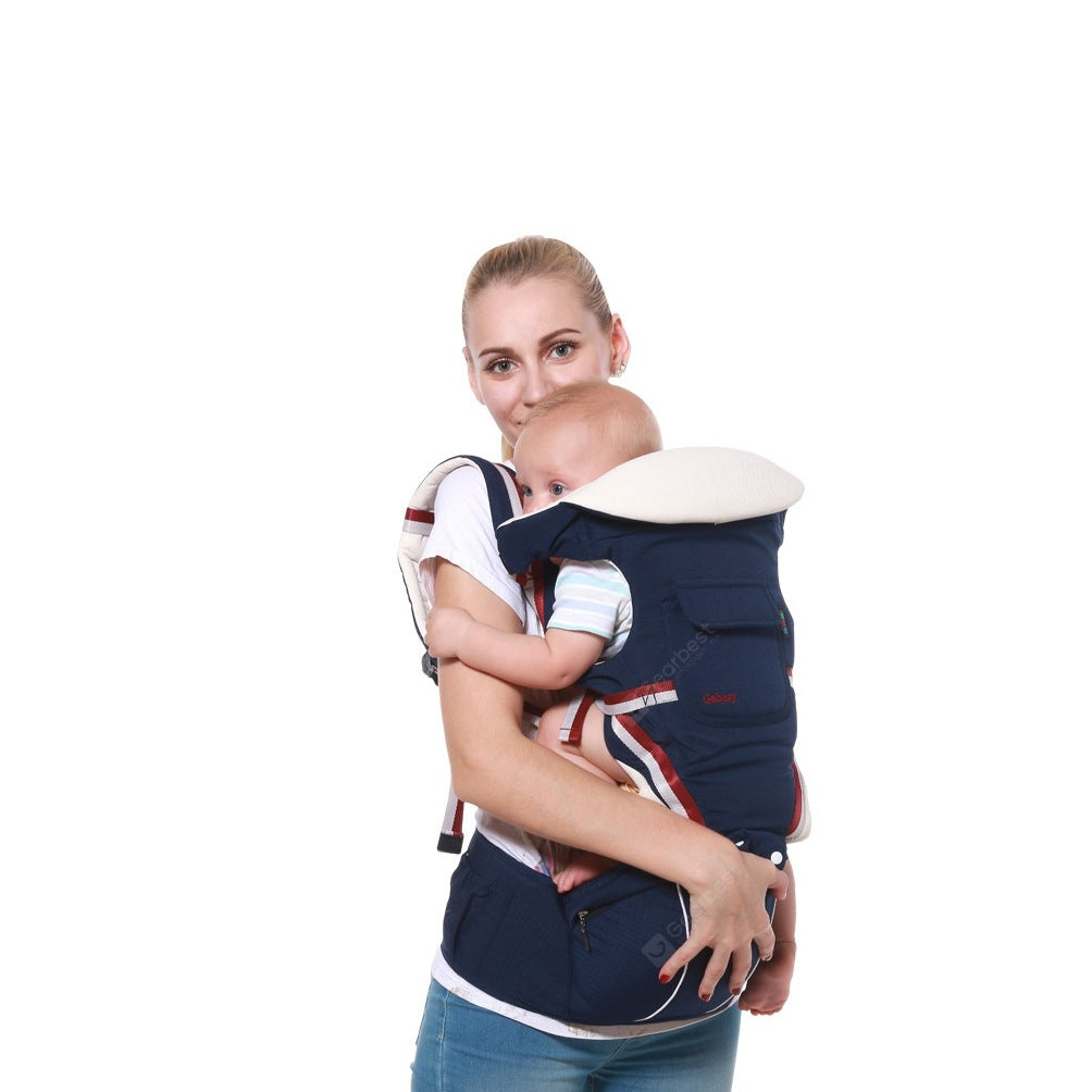 Baby Carrier with Waist Stool Baby_Carriers&Backpacks