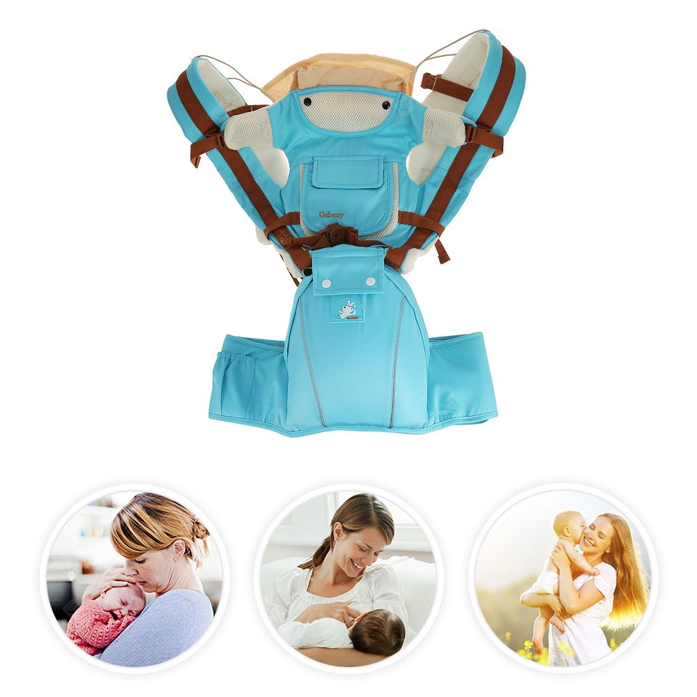 Multifunctional Baby Carrier Baby_Carriers&Backpacks