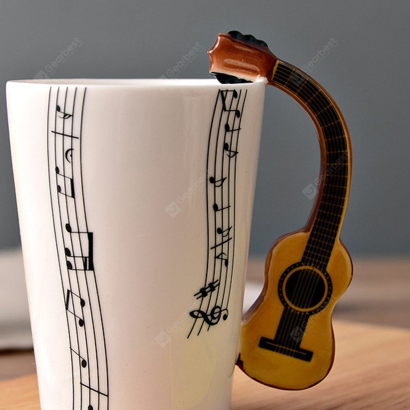 Creative Music Design Mug Drinkware