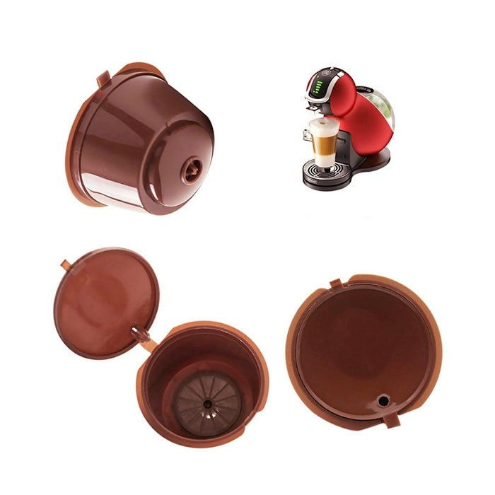 Reusable Coffee Capsule 2PCS Cookware
