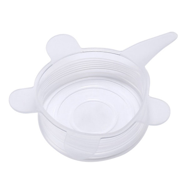 Silicone Stretch Lids 6pcs / Pack Cookware