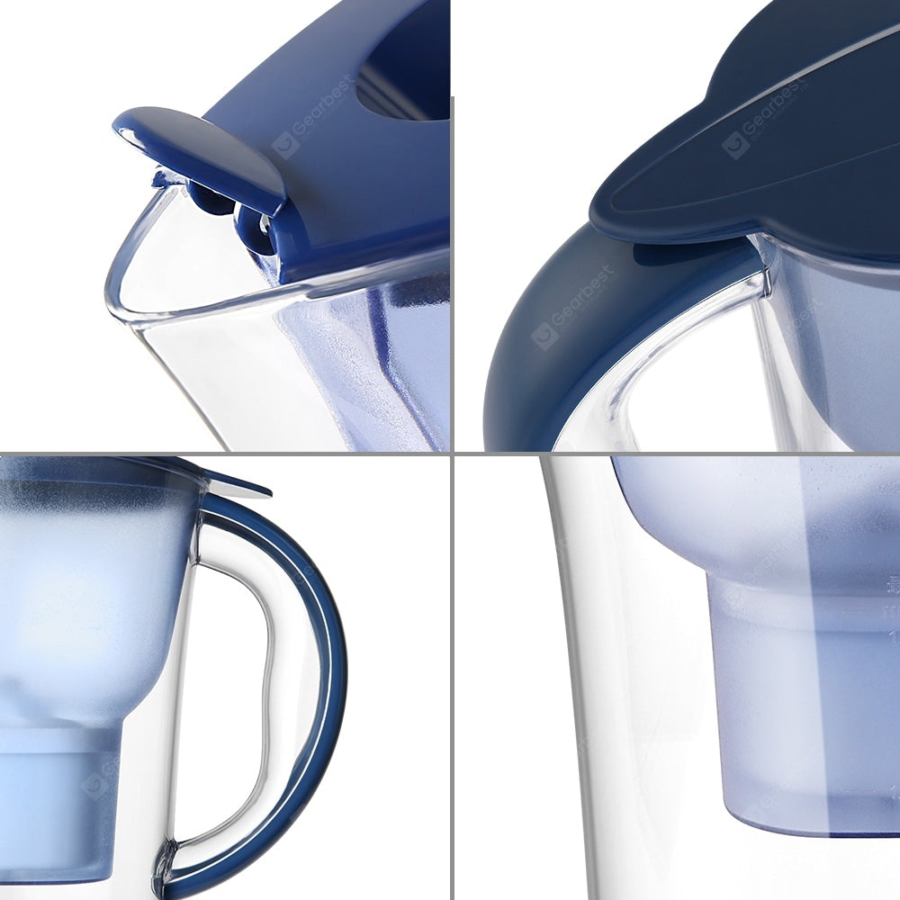 zanmini Water Pitcher with Filter Drinkware