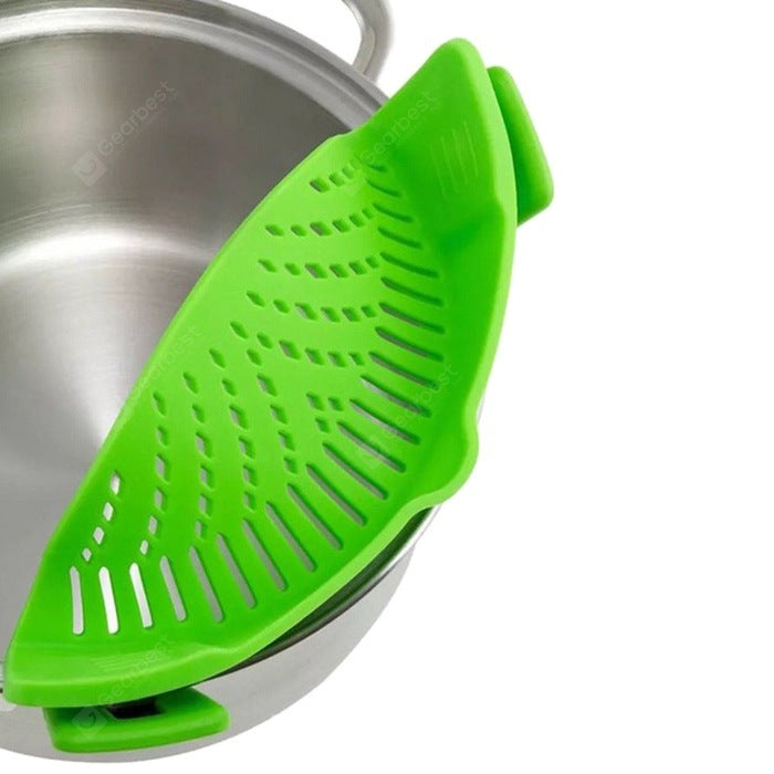 Creative Noodle Vegetable Pouring Filter Other_Kitchen_Accessories