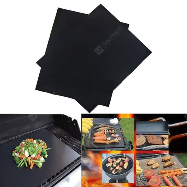 Non Stick High Temperature Barbecue Mat Other_Kitchen_Accessories